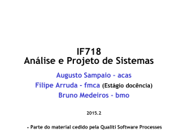 UML – Unified Modeling Language Andreia A.