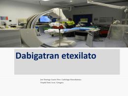 Dabigatran es Pradaxa también en SPAF