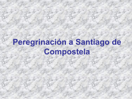 Peregrinación a Santiago de Compostela