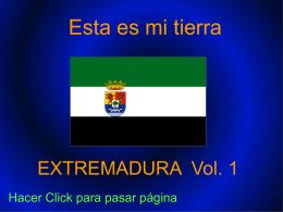 Extremadura - www.santiagodealcantara.net