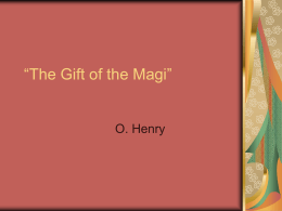 The Gift of the Magi pp