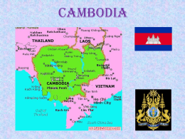 Cambodia - pps
