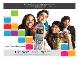 FY11 New Look Informational Webinar