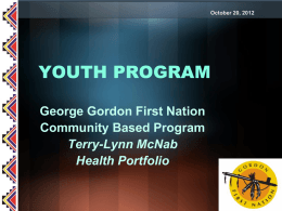 FSIN - George Gordon First Nation