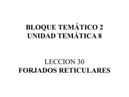 LECCION Nº 30