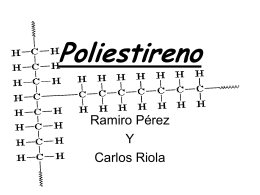 polietileno - IES Diego Velázquez