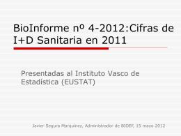 Inicio sesiones de O+Iker 2009