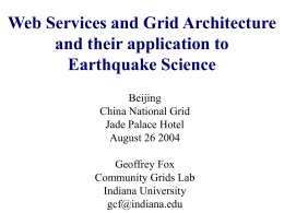 Remarks on Grids e-Science CyberInfrastructure and
