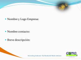 Inserte logo