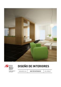 I Diseno Interiores IEDMadrid
