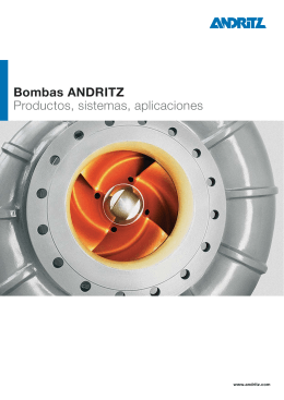 oi-andritz centrifugal pumps portfolio es