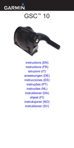 Speed Cadencebikesensor Instructions Multilingual