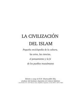 La Civilizacion del Islam