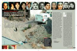 Reportaje Sobre Ciudad Juarez de Nuria Varela