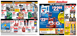 offers good august 26 – september 22, 2014