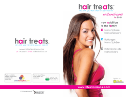 extensions - Hair Treats