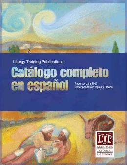 Recursos para 2013 Descripciones en Inglés y Español