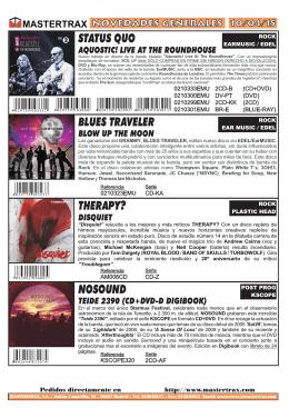 Novedades - 10 de Abril 2015.cdr - Novedades