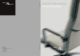 SEDUTE PER UFFICIO OFFICE SEATING