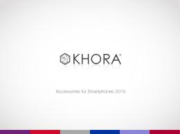 Accessories for Smartphones 2015