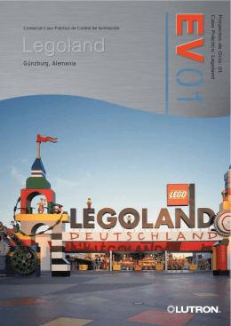 Proyectos de Ocio: 01 Caso Práctico: Legoland Günzburg, Alemania