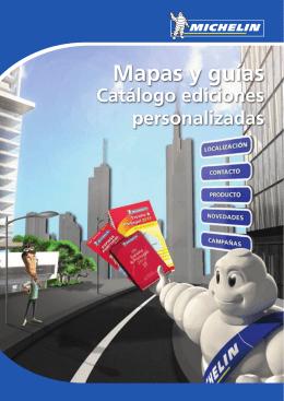 Orientaciones B2B - Mapas y Guías Michelin