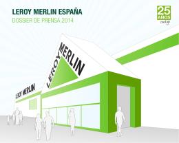 PDF, 9,07Mo - Leroy Merlin España