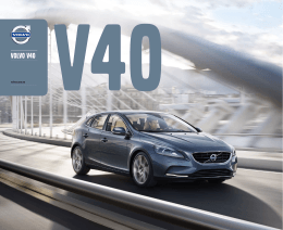 volvocars.es - Volvo on-line
