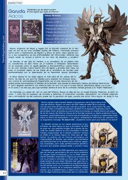 Garuda Aiacos - Saint Seiya Gallery