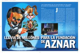 Las Fundaciones + PPopulares. Noviembre 02