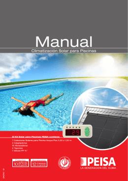 Climatización Solar para Piscinas