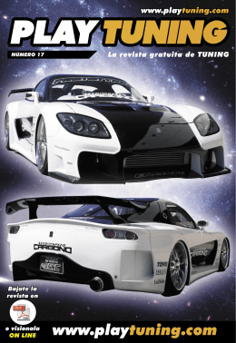 La revista Play Tuning 17