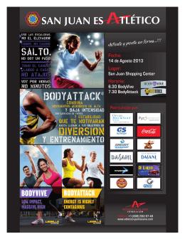 tlético San Juan eS - Atletico Punta Cana Fitness & Gym