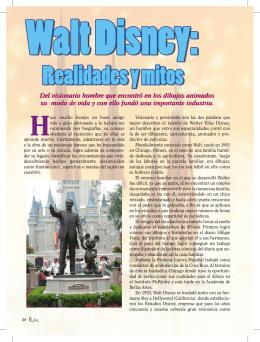 Walt Disney - Universidad Anáhuac México Sur