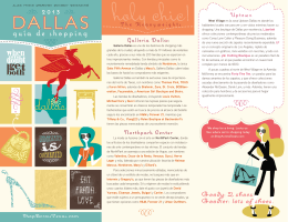 SAT_42952 Shopping Guides_2013_SPANISH_PDF_Dallas