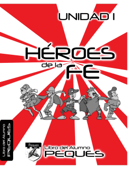 Peques 1 Heroes COLOR.indd