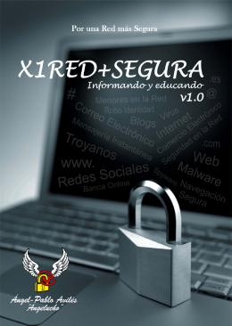 X1Red+Segura - Grupo de Delitos Telemáticos