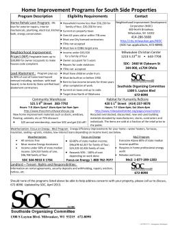 Descargar e imprimir este documento sobre los programas de