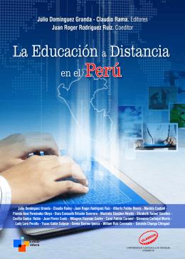 La Educación a Distancia en el Perú