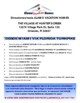 13574 Village Park Dr - Suite 125 - Orlando, FL 32837