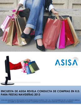 encuesta de asisa revela conducta de compras en rd para fiestas