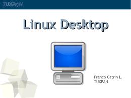 Que es un Desktop?