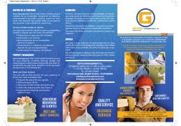 Descarga nuestro folleto de servicios