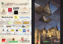Programación Festival del 3 al 6 de septiembre