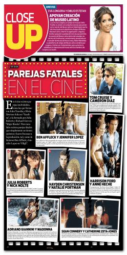 PareJaS FaTaleS - El Diario de Coahuila