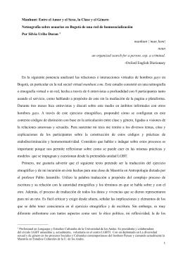 ponencia manhunt