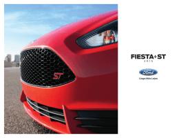 2015 Fiesta PR Brochure-Spanish
