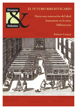 El futuro bibliotecario