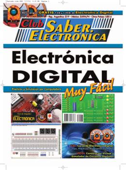 Club Saber Electrónica – Electrónica DigitaL