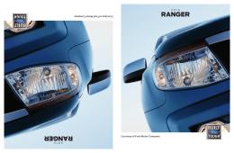 15 Ranger CCA Brochure - Spanish
